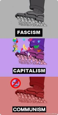 Fascismo, Capitalismo, Comunismo They forgot Thoreau's Anarchy Satirical Illustrations, Political Art, Reality Check, Thought Provoking, Haha, Religion, Geek Stuff, Facts, Thoughts