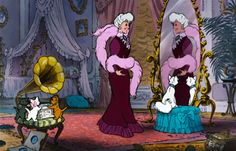 Madame Adelaide Bonfamille — The Aristocats | 15 Disney Senior Citizens Who Are Way Better Than The Disney Princesses