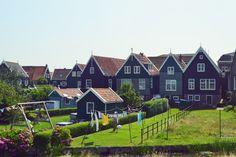 Marken , un pueblecito cercano a Ámsterdam