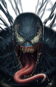 Venom - Dave Trumbore