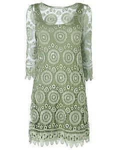 ASOS+Fashion+Finder+|+Ester+Crochet+Dress