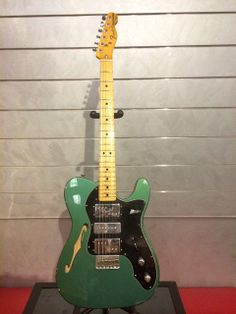 Fender Custom Shop MBS 1972 Telecaster Thinline Custom Relic built by Todd Krause