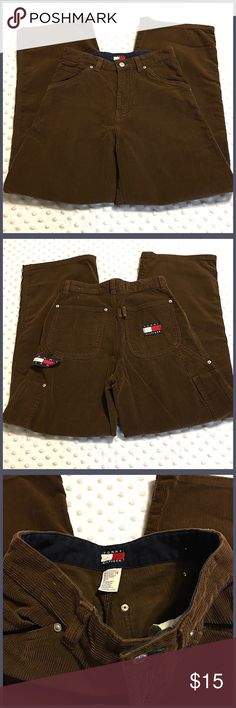 Tommy Hilfiger Corduroy Pants Like New Excellent Condition Tommy Hilfiger Bottoms Casual