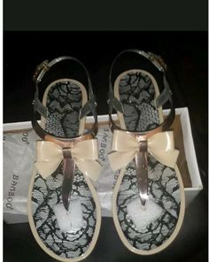 aee8ec1a4c1 Womens Size 7 Nude Bamboo Jelly Sandals  fashion  clothing  shoes   accessories