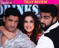 Lip Sing Battle review: Farah Khan and Ali Asgar make this musical show a paisa-vasool entertainment #FansnStars