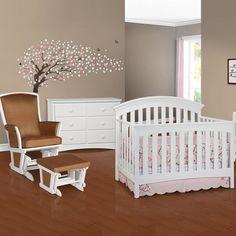 Graco Suri Convertible Crib, Classic White Graco,http://www.amazon ...