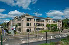 Coatbridge college.