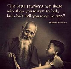 Reiki is a journey. A teacher can pass on their knowledge and insight but ultimately we are all our own teachers.