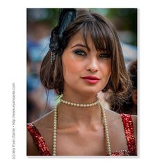 :: Faces in the Crowd - #NikonLoveNY Location - Jazz Age Lawn Party Governors Island #NYC #NewYorkCity Subject -  #Female #Portrait #PeopleOfNYC Camera - #NikonD800 #EvanSante  Please consider following my #Instagram Feed - http://ift.tt/1S9w64J  2012 - Evan Santé - All Rights Reserved