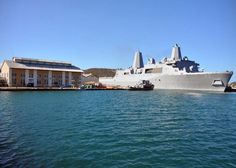 Guantanamo Bay Cuba. Visited there for training while on the USS Coontz. It was a once year event