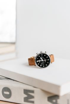 The Canfield on The Elysian Edit #watch #style — explore our parcels of elevated essentials for minimalist design enthusiasts @ minimalism.co