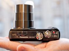 Panasonic Lumix - (rest of world) best point and shoot zoom travel camera. Camera Deals, Camera Shop, Computer Technology, Technology Gadgets, Tech Gadgets, Best Compact Digital Camera, Entry Level Dslr, Nikon Dx, Cool Electronics