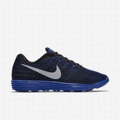 buy popular d233e f9a49 Nike Men s Deep Royal Blue Black Racer Blue White Lunar Tempo 2 Running