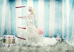 Wings Style: CIRCUS COUTURE