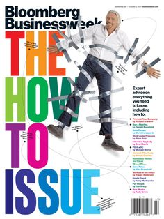 by Businessweek Magazine Layout Design, Magazine Cover Design, Magazine Covers, Bloomberg Businessweek, Newspaper Design, Higher Learning, Richard Branson, Psychology Today, Financial Markets