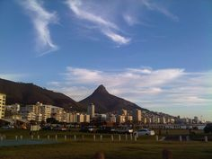 Green Point Cape Town