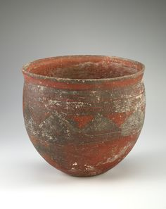Chalcolithic period (5000 - 3500 BCE), earthenware, Iran,