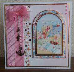 Sun, sea and sandcastles from Hunkydory