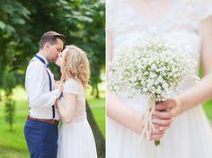 dodatki ślubne, wedding details, delikatny bukiet, bukiet ślubny, cudna para młoda, pan młody w szelkach, delikatna sukienka pani młodej, judyta marcol fotografia