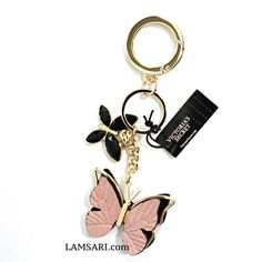 Butterfly Bags, Victoria's Secret, Charmed, Personalized Items, Metal, Pink, Accessories, Color, Colour
