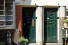 voordeuren Amsterdam Tall Cabinet Storage, Amsterdam, Garage Doors, School, Outdoor Decor, Furniture, Home Decor, Decoration Home, Room Decor