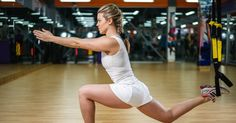 TRX Moves You Can Do at Home | POPSUGAR Fitness
