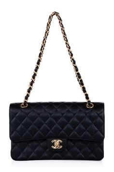 #Chanel | black purse !!! Elemental !