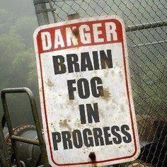 Brain fog  EDS, POTS, Fibro, M.E.