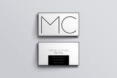 Modern Business Card Template Creative Calling Card Minimal - Business card template print