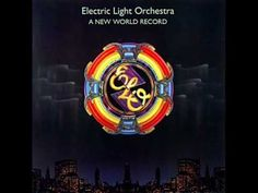Electric Light Orchestra - A New World Record [Full Album] HQ Elo Music, Jeff Lynne, Folk, Music For You, Progressive Rock, World Records, Music Albums, Orchestra, Electric Light