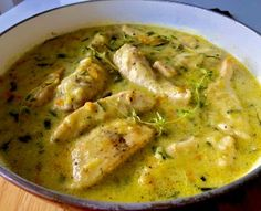 Filety drobiowe w pysznym sosie z cukinią - Blog z apetytem Kitchen Recipes, Cooking Recipes, Low Calorie Recipes, Healthy Recipes, Grilled Chicken Recipes, Food Hacks, Food Inspiration, Dinner Recipes, Easy Meals