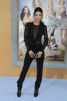 """Jessica Szohr Photo - The New York Premiere of """"Sex and the City 2"""""""