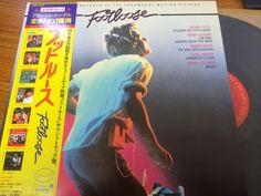 スノー・レコード・ブログ: 1984年は洋画豊作の年?!~サウンドトラックのレコード、「フットルース」「ゴーストバスターズ」「ネ...