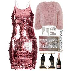 Pop, Fizz, Clink   Click link in bio to shop the look and outfit details.  #Lotd #ootd #style #fashion #fashiondaily #instalike #instadaily #instastyle #instafashion #styleinspiration #styleismyobsession #SaintLaurent #YSL #JimmyChoo #Holidays #NYE #champagne #diamonds