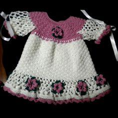 Crochet For Children: Easter Grace Dress Crochet Pattern