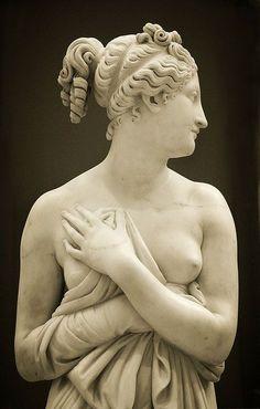 Antonio Canova ~ Venus Italica