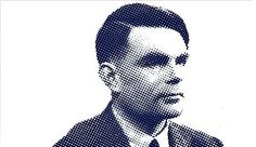 Codebreaker – Alan Turing's life and legacy : Codebreaker is an exhibition developed by the @sciencemuseum to celebrate the centenary of the birth of this pioneering British figure / @sciencemuseum | #AlanTuringYear