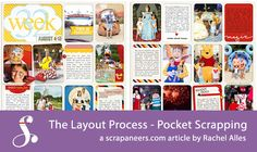 I started Pocket Scrapping in January 2013 with the Becky Higgin's Project Life system. I loved how with these pockets, …