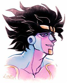Jojo's Bizarre Adventure Anime, Jojo Bizzare Adventure, Star Platinum, Jojo Stardust Crusaders, Jacob Satorius, Bizarre Pictures, Jojo Anime, Jotaro Kujo, Drawing Expressions