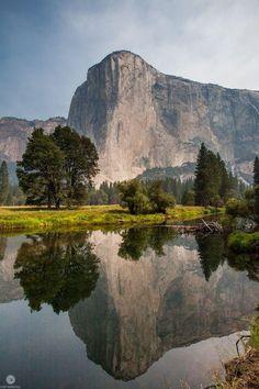 Reflection by Cory Marshall, 500px #Yosemite - Pixdaus
