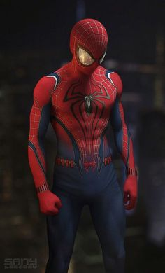 To have this costume available in Marvel's Spiderman. Amazing Spiderman, All Spiderman, Spiderman Suits, Spiderman Costume, Heros Comics, Marvel Dc Comics, Marvel Heroes, Marvel Avengers, Comic Kunst