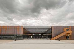 Collège de Labarthe-sur-Lèze // LCR architectes