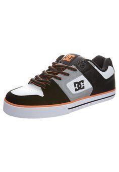 6601e0b717 DC Shoes - PURE SLIM - Baskets basses - noir 85
