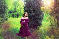 Sesja ciążowa - Trafiony prezent