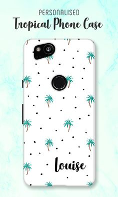 74991696e7 Google Pixel Cases | Phone Cases · SALE is on! Tropical Palm Tree Pattern  for your Phone this Summer. Buy 2