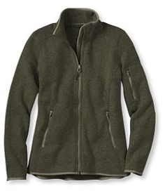#LLBean: Bean's Sweater Fleece Jacket