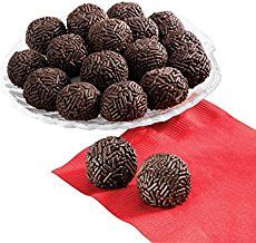 Miles Kimball Rum Balls - Smooth, almond rich marzipan balls are sweetened with tempting rum flavor, then covered with chocolate jimmies for added indulgence. Delicious treats and delightful gifts. has 18 pieces. Rum Truffles, Chocolate Truffles, Christmas Treats, Christmas Time, Rum Balls, Boyfriend Crafts, Spiced Rum, Easter Bunny Decorations, Balls Recipe