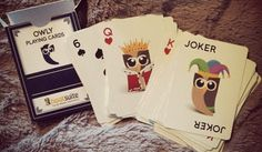 Playing Cards from back in the day via @terikojetin. #socialmedia #hootsuitelife