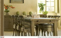 Dining - Du Bout du Monde - chairs - dining chairs - tables - dining tables