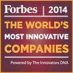 Have you heard? Sodexo made the Forbes World's Most Innovative Companies List for 2014!